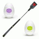 Velikonoční tipy sexhopu: Tenga vajíčka a kožené bičíky