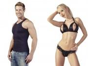 Nové erotické prádlo a trička na ploché břicho