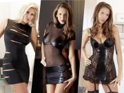 Nové erotické prádlo S - XXL (minišaty, negližé)