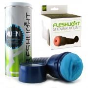 Nový Fleshlight Alien a Fleshlight držák
