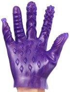 Stimulátory bez vibrací - pro ženy: Masturbační rukavice se stimulačními výstupky (1 ks)