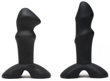 Sada vibračních análních kolíků ze silikonu Blackdoor No. 11, 2 ks