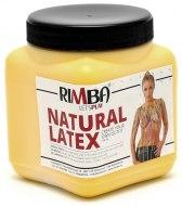Latexové pomůcky a doplňky: Tekutý latex Rimba - žlutý (500 ml)