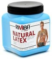 Latexové pomůcky a doplňky: Tekutý latex Rimba - modrý (500 ml)