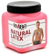 Latexové pomůcky a doplňky: Tekutý latex Rimba - červený (500 ml)