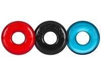 Nevibrační erekční kroužky: Sada erekčních kroužků Ringer (Oxballs)