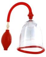 Vakuové pumpy, podtlakové hračky pro ženy: Dámská vakuová pumpa na prsa (Seven Creations)