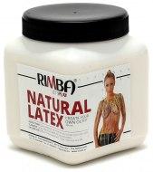 Latexové pomůcky a doplňky: Tekutý latex Rimba - transparentní (500 ml)