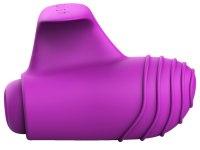 Vibrátory na klitoris: Mini vibrátor na prsty bTeased Orchid (bSwish)