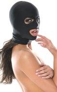 Vzrušující masky na hlavu: Maska s otvory pro oči a ústa Fetish Fantasy (unisex)