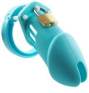 Pásy cudnosti pro muže: Silikonový pás cudnosti (klícka na penis)