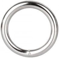Kovové erekční kroužky: Erekční kroužek Silver Ring - kovový