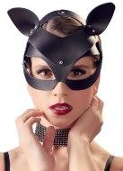 Vzrušující masky na hlavu: Kočičí maska (Bad Kitty)