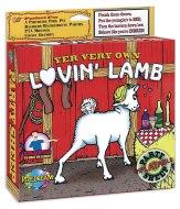 Nafukovací zvířátka: Nafukovací ovečka Lovin Lamb (Pipedream)