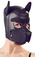 Vzrušující masky na hlavu: Maska Pes (Bad Kitty)