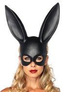 Škrabošky, čelenky a masky: Škraboška s dlouhýma zaječíma ušima (Leg Avenue)