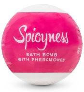 Osobní hygiena, holení: Bomba do koupele s feromony Spicyness (Obsessive)