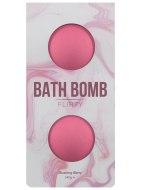 Osobní hygiena, holení: Bomby do koupele Flirty Blushing Berry (2 ks)