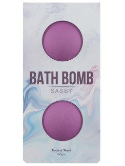 Bomby do koupele Sassy Tropical Tease (2 ks)