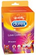 Cenově výhodné balíčky kondomů: Sada kondomů Durex Love Collection (31 ks)