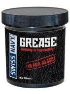 Lubrikační gely na anální sex: Anální lubrikační gel Swiss Navy Grease - olejový
