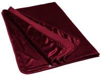 Erotický nábytek a bytové doplňky: Nepromokavé prostěradlo Liberator Fascinator Throw Merlot (vínové)