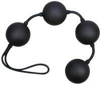 Venušiny kuličky: Venušiny kuličky Black Balls Velvet