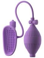Vakuové pumpy, podtlakové hračky pro ženy: Vibrační vakuová pumpa pro ženy Fantasy For Her (Pipedream)