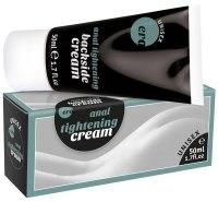 Stimulující gely a krémy pro kvalitnější sex: Krém na zúžení análního otvoru Anal Tightening Cream (50 ml)