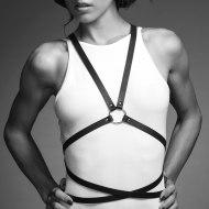 Fetiš a BDSM oblečení: Řemínkový postroj MAZE Multi-Way Body Harness (Bijoux Indiscrets)