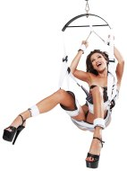Erotický nábytek a bytové doplňky: Závěsná erotická houpačka Fantasy Bondage Swing (Pipedream)