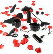 Sady erotických pomůcek: Sada erotických pomůcek Amazing Pleasure Sex Toy Kit (ToyJoy)