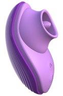 Stimulátory bez vibrací - pro ženy: Hřejivý stimulátor klitorisu s jazýčkem Fantasy For Her (Pipedream)