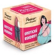 Erotické hry: Pexeso pro dospělé - Erotické rekordy (Albi)