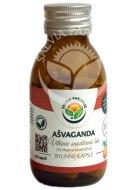 Přírodní afrodiziaka pro ženy i muže: Ašvaganda - kapsle BIO (60 ks)