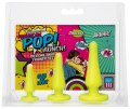 Sada análních kolíků American POP! Launch! (3 ks)