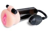 Klasické vakuové pumpy: Vibrační vakuová pumpa/masturbátor Pump Worx Travel Trio Pump Set