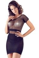 Sexy dámské šaty a minišaty: Svůdné síťované minišaty (NO:XQSE)