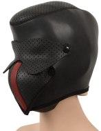 Vzrušující masky na hlavu: Neoprenová maska na hlavu (Fetish Collection)