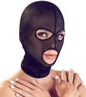 Vzrušující masky na hlavu: Síťovaná maska na hlavu (Bad Kitty)
