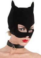 Vzrušující masky na hlavu: Maska s kočičíma ušima (Bad Kitty)