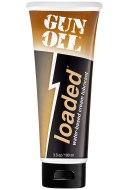 Hybridní lubrikační gely: Hybridní krémový lubrikační gel Gun Oil Loaded (100 ml)