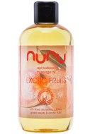 Erotické masážní oleje: Afrodiziakální masážní olej Nuru Exotic Fruits (250 ml)