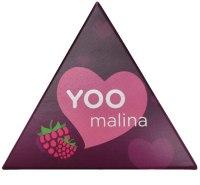 Afrodiziaka pro ženy: Energy bonbóny BOOMBON YOO Malina (4 ks)