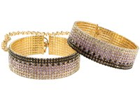 Ozdobná pouta na ruce (náramky): Ozdobná pouta Diamond Cuffs Liz (Rianne S)