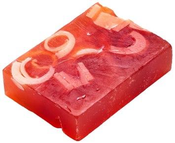 Afrodiziakální mýdlo Nuru Exotic Fruits (100 g)