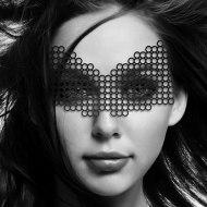 Škrabošky, čelenky a masky: Škraboška Bijoux Indiscrets Erika