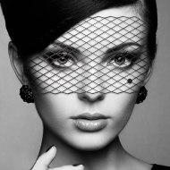 Škrabošky, čelenky a masky: Škraboška Bijoux Indiscrets Louise
