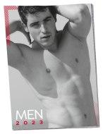 Vzrušující erotické kalendáře: Nástěnný kalendář MEN na rok 2022