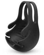 Návleky na varlata: Vibrační návlek na varlata s erekčním kroužkem Fun Bag (Dorcel)